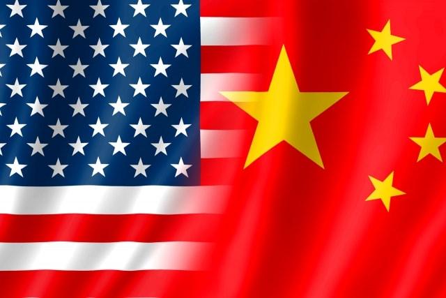 XMでFX_アメリカと中国